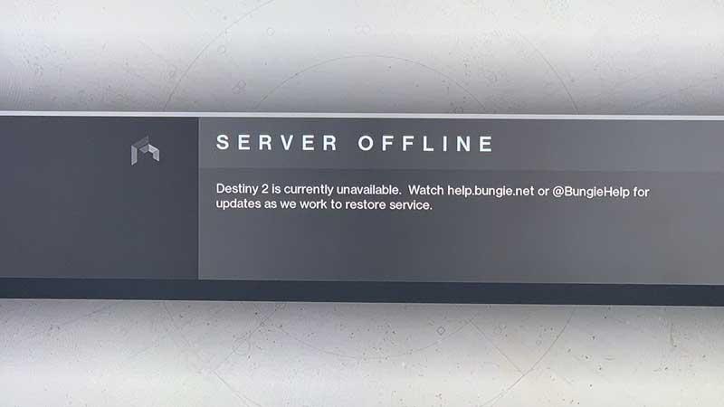 Destiny 2 7PM Update