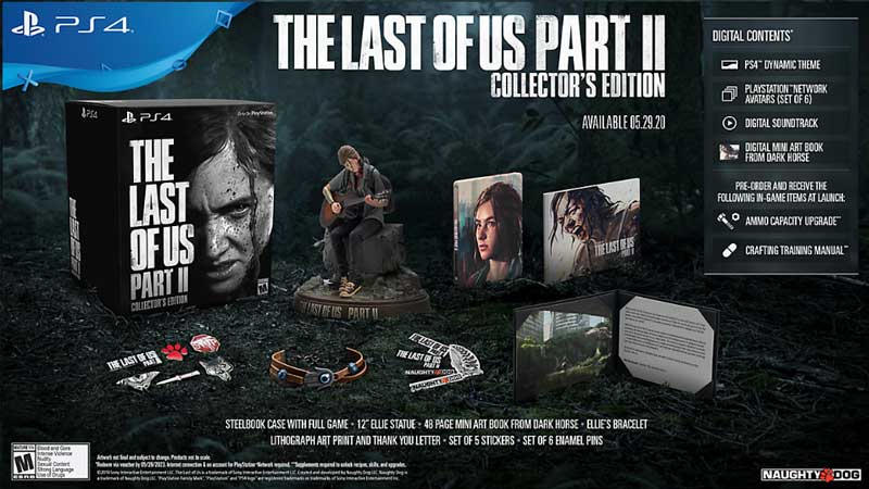 Last of Us 2 Collectors Edition