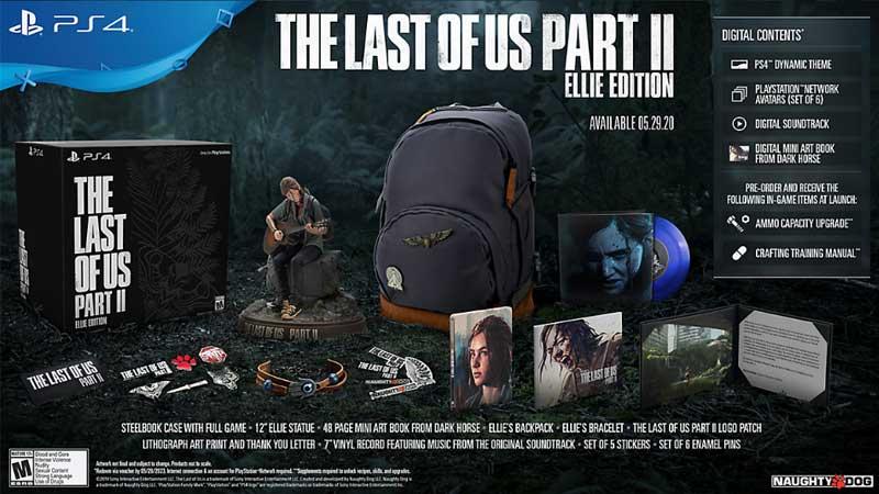 Last of Us 2 Ellie Edition