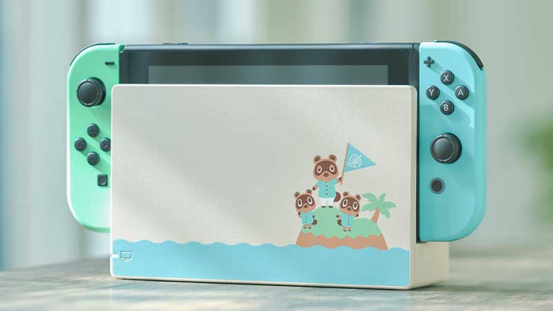 Nintendo Switch New Edition 2020