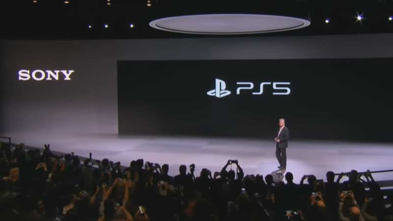 Sony PS5 Release Date
