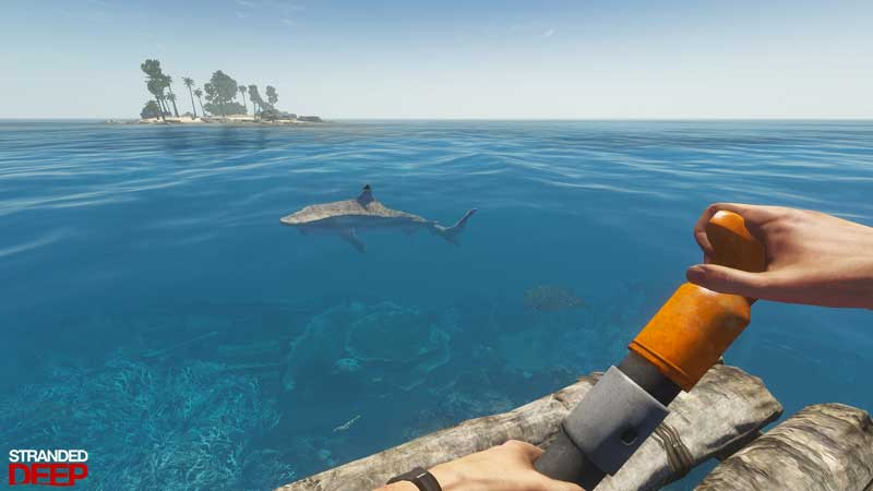 Stranded Deep for Xbox and PS4