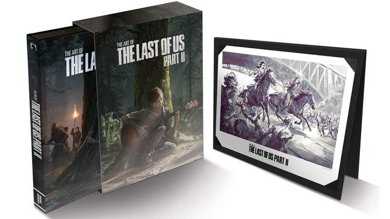 Last of Us 2 Book