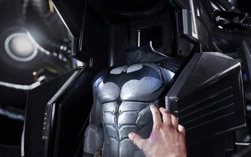 Batman Arkham PSVR