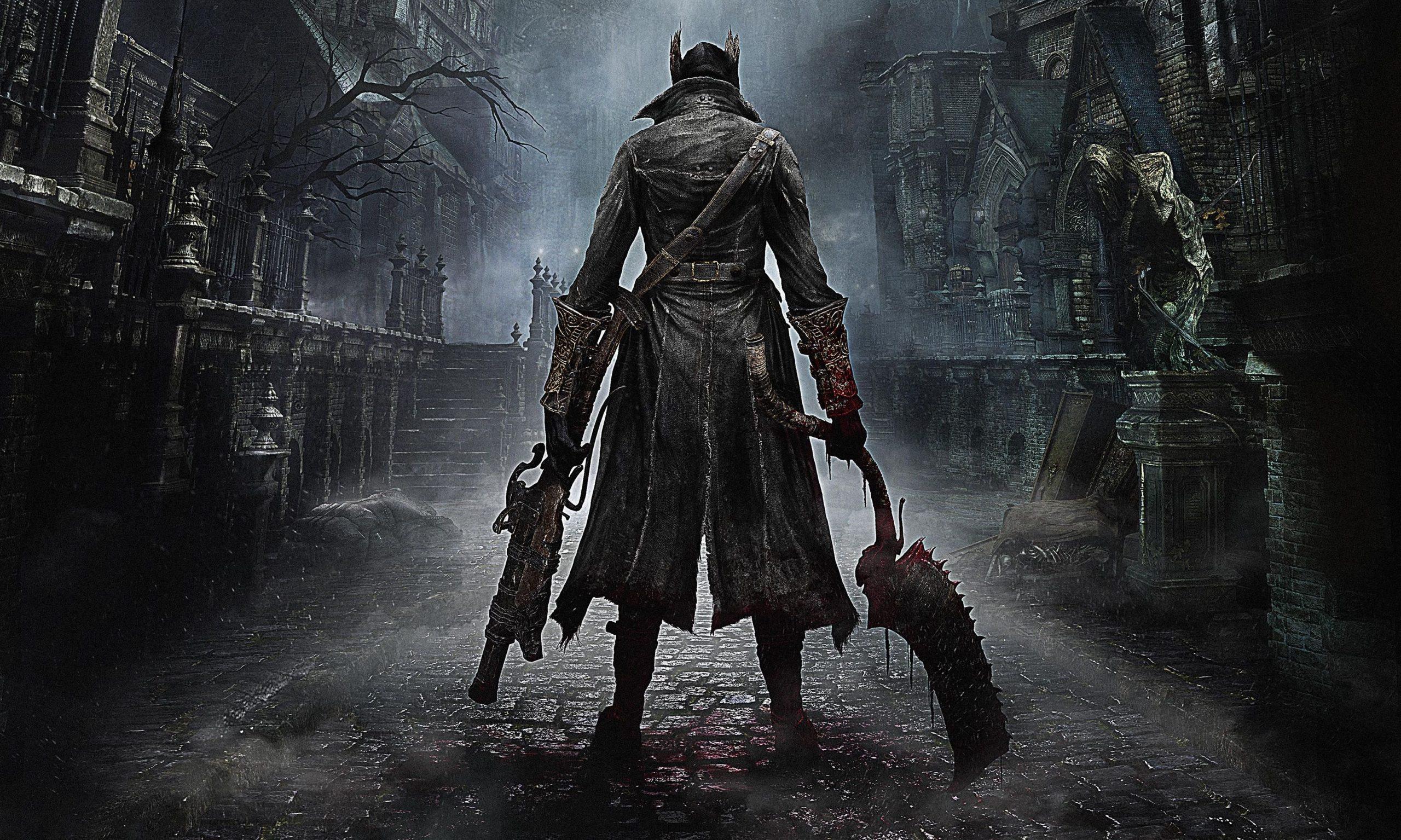 Bloodborne PS4 Exclusive