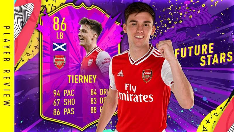How to Complete Future Stars Tierney SBC Early in FIFA 20