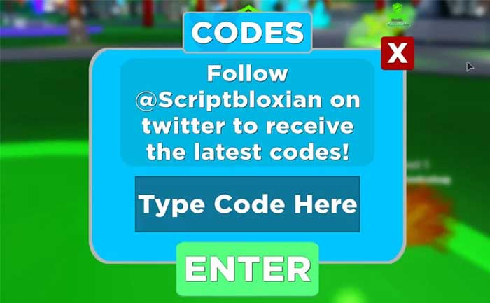 Ninja Legends Codes