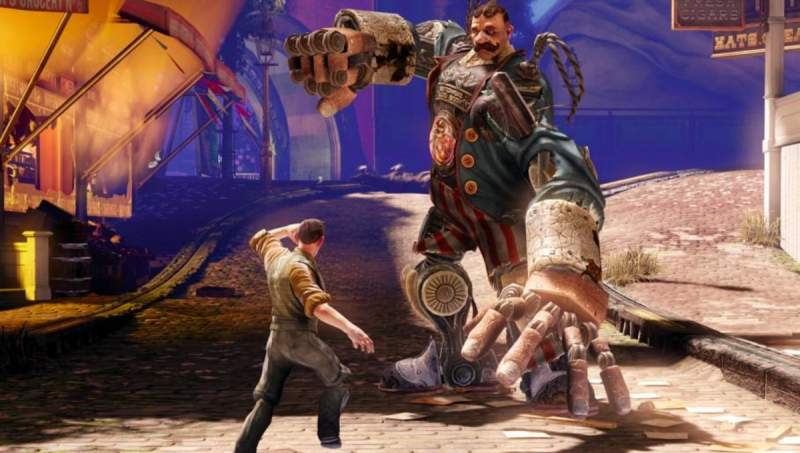 Trophies And Achievements In BioShock Infinity