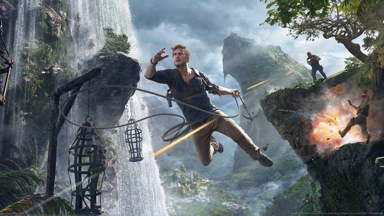 Uncharted 4 - Best PS4 Exclusive Games