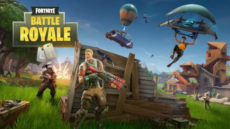 battle royale games like fortnite