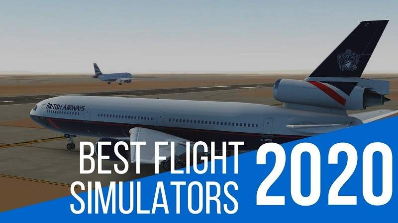 best Free Flight Simulators