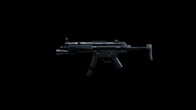 COD Modern Warfare best MP5 Loadout