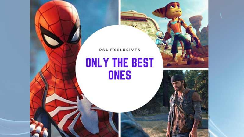 Best PS4 Exclusives