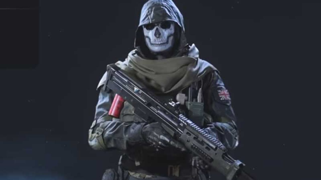 How To Unlock Ghosted Operator Skin In Call Of Duty Modern Warfare