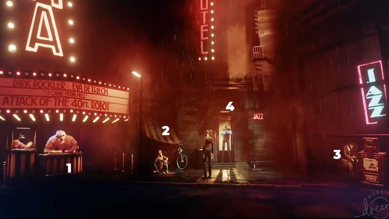 Dreams PS4 Hotel Puzzle Solution Guide