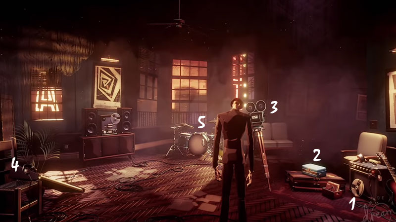 Dreams PS4 Studio Puzzle Solution