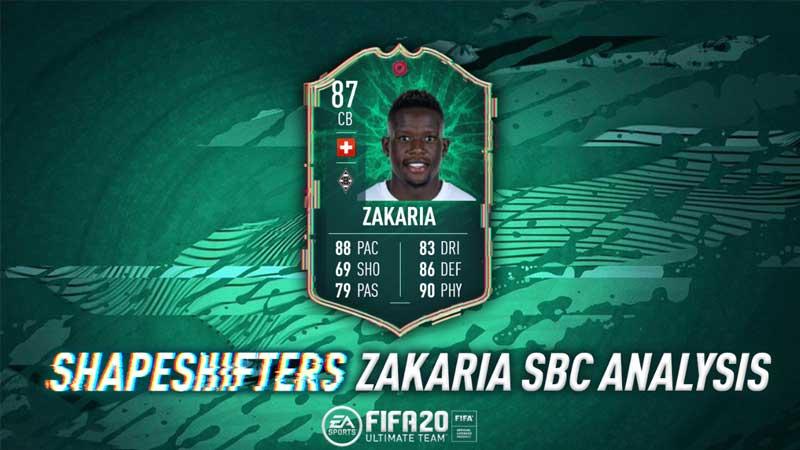 FIFA 20 Danish Zakaria