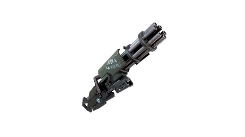 Fortnite Chapter 2 Unlock Brutus Mini Gun