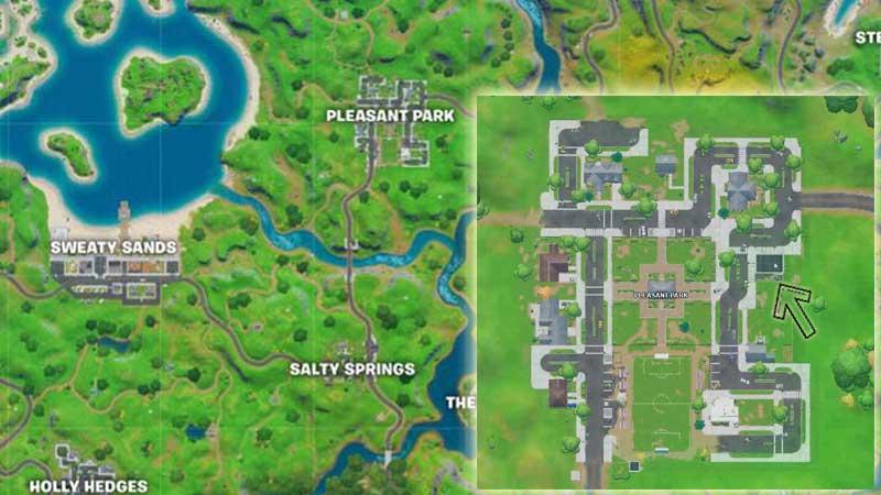 Fortnite 2 Season 2 Chapter 2 Heavy Sniper Location
