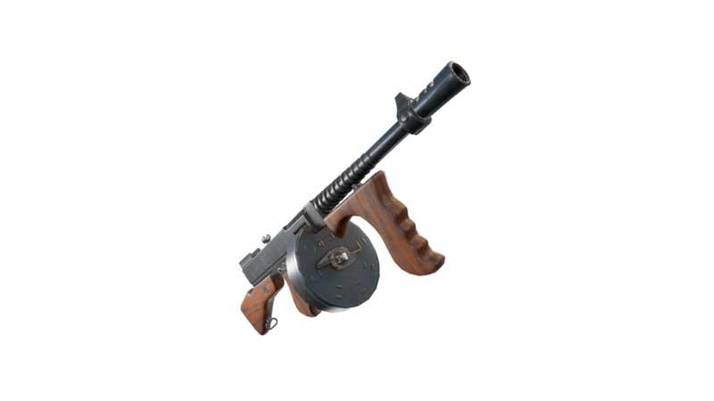 Fortnite Chapter 2 Unlock Midas Drum Gun