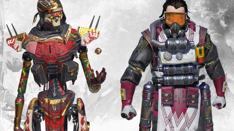 Apex Legends Free Revenant Skin