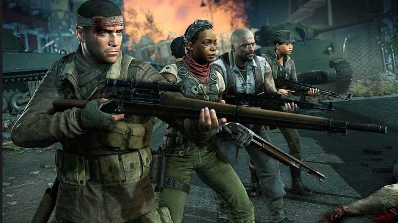 Zombie War 4 Dead War Campaign