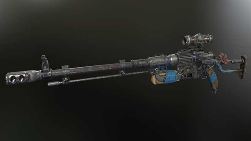 Metro Exodus Sams Story Valve Sniper