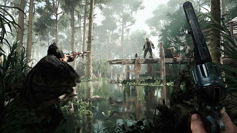 Hunt Showdown PS4 Controls Guide