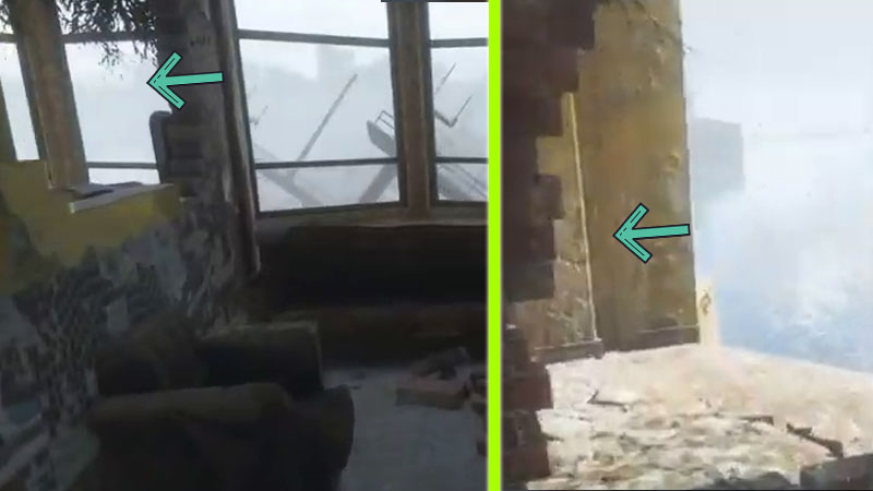 Metro Exodus Sams Story Captains Trap 1 Location Screenshot