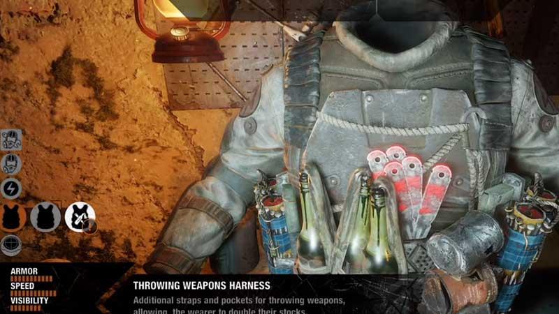 Metro Exodus Sams Story Unlock Vest Upgrade