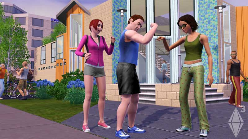 Codes sims 3 cheat The Sims
