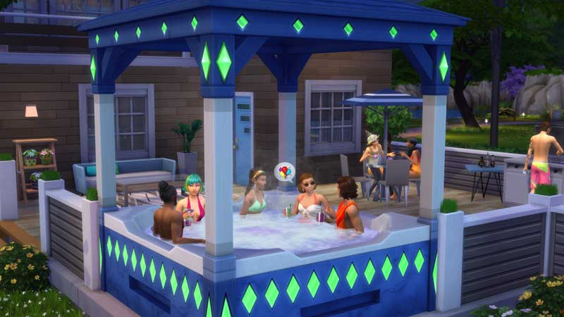 Sims 4 Hot Tub Guide