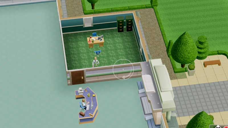 Two Point Hospital Speed Up Time
