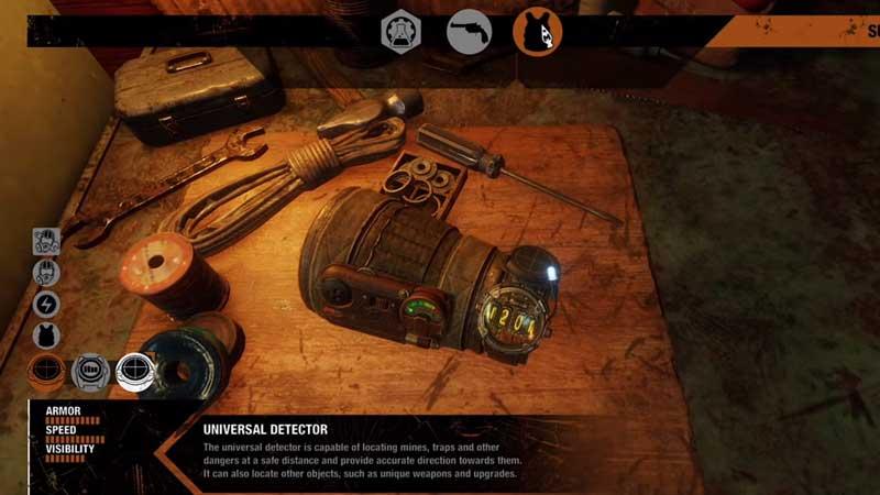 Unlock Universal Detector In Metro Exodus Sams Story