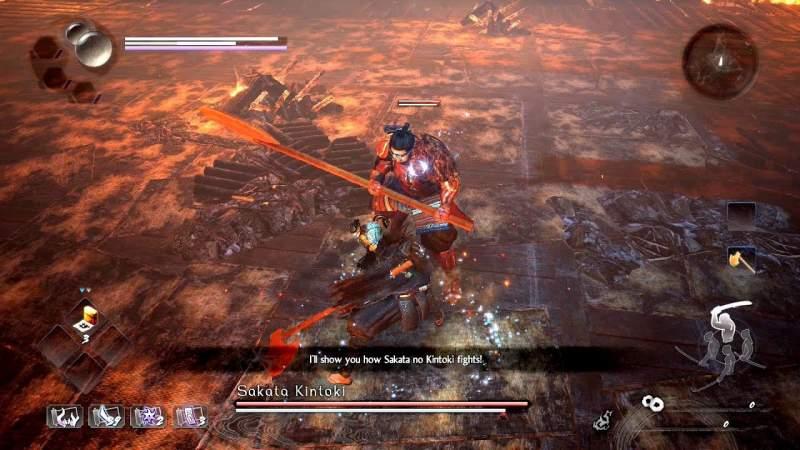 How To Beat Sakata In Nioh 2