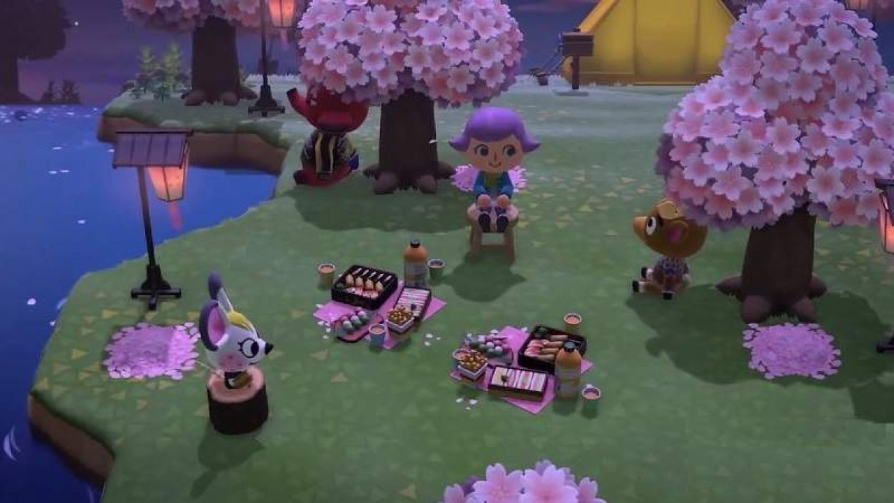 How To Get Cherry Blossom Trees Early In Animal Crossing New Horizons