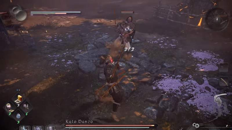 How To Quickly Defeat Kato Danzo in Nioh 2