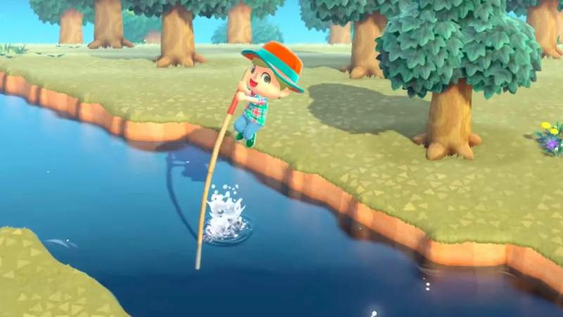 How to Quickly Get Vaulting Pole in Animal Crossing New Horizons
