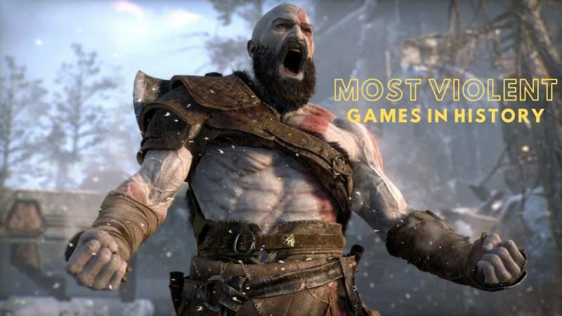 Most Violent Games