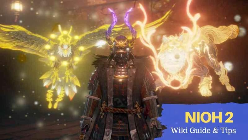 Nioh 2 Wiki Guide