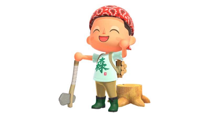 Unlock Shovel Animal Crossing New Horizon