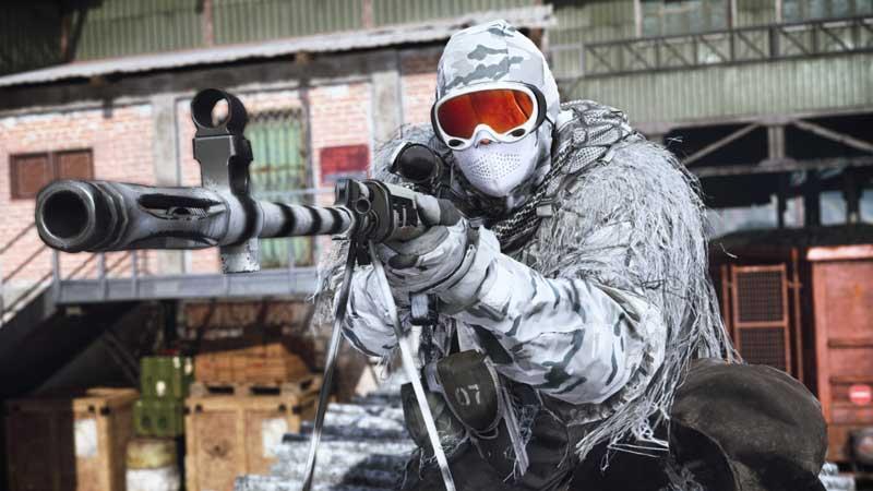 COD Modern Warfare Custom Loadout Guide
