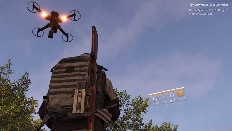 Division 2 Warlords of New York Dismantle Skills
