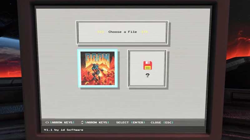 Doom Eternal - How to play Doom Classic