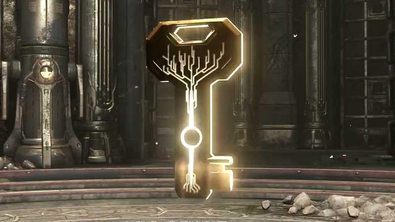 Doom Eternal Empyrean key location