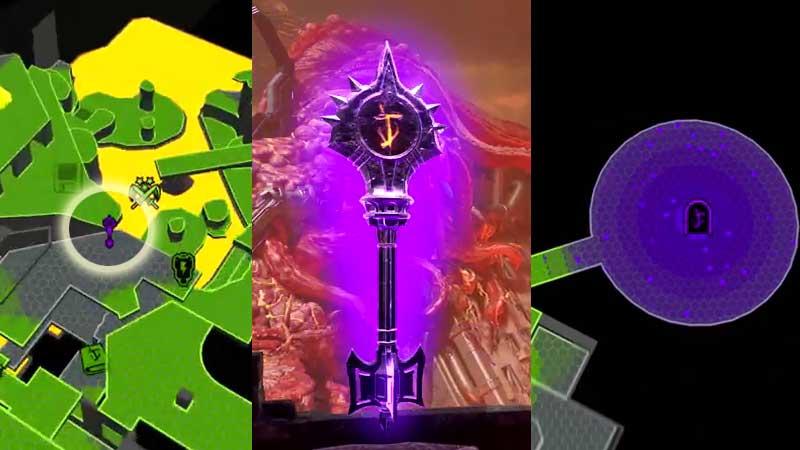 Doom Eternal Slayer Keys Location
