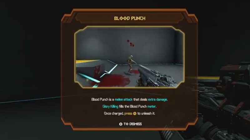 Doom Eternal Unlock Blood PUnch