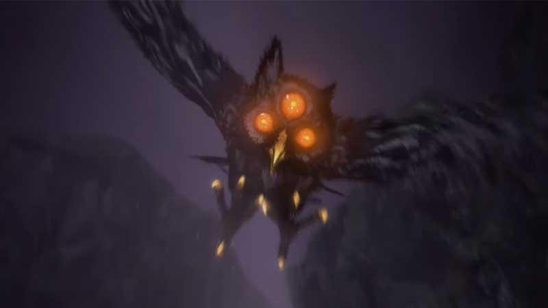 Nioh 2 Owl Boss Fight