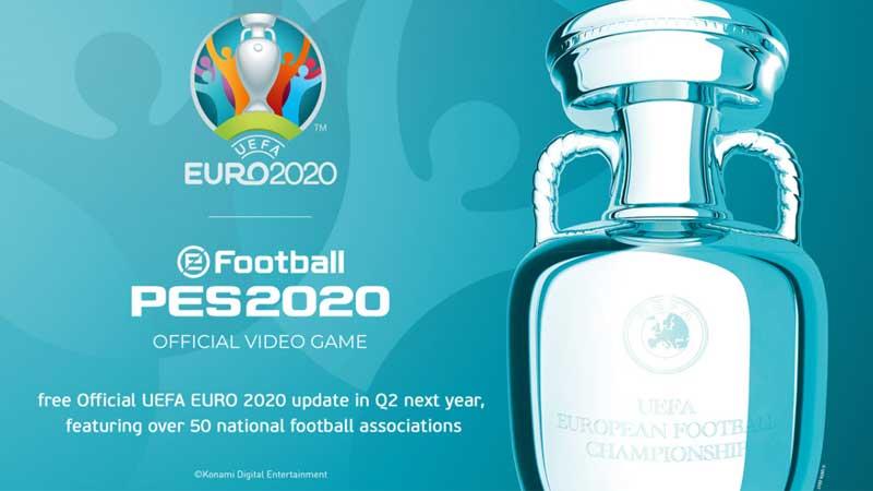 eFootball PES 2020 DLC