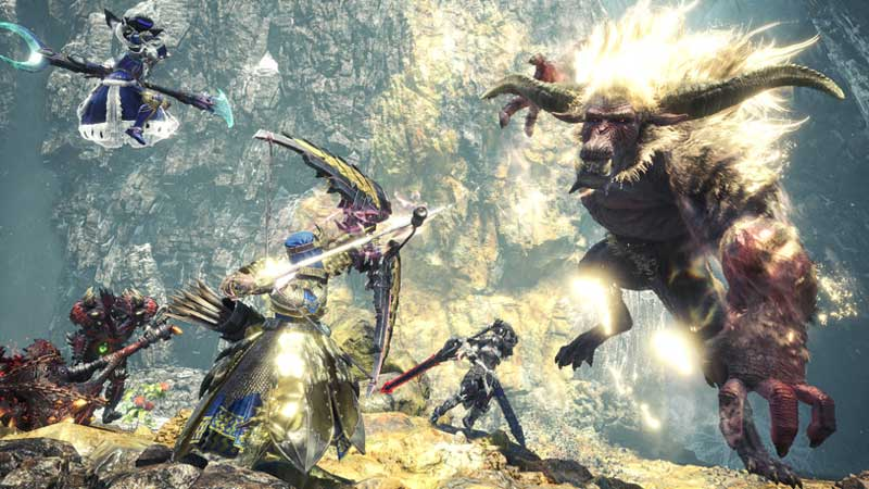 Monster Hunter World Free Title Update